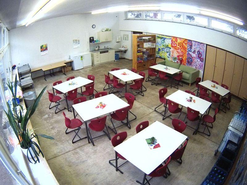 Schülerhaus Mensa