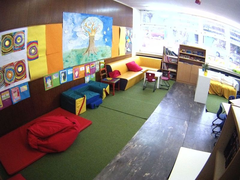 Schülerhaus Ruhezimmer